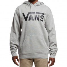 Vans Classic Pullover Hoodie - Cement Heather/Black