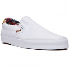 Vans Slip-On 59 Shoes - Dolphins/True White