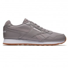 Reebok Classic Harman Run Shoes - Powder Grey/White/Gum