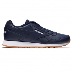 Reebok Classic Harman Run Shoes - Collegiate Navy/White/Gum
