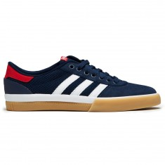 Adidas Lucas Premiere Shoes - Collegiate Navy/White/Scarlet