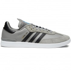 Adidas Samba ADV Shoes - Solid Grey/Core Black/White