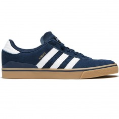 Adidas Busenitz Vulc Adv Shoes - Collegiate Navy/White/Gum