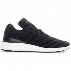 Adidas Busenitz Pure Boost Primeknit Shoes - Core Black/Core Black/Core Black