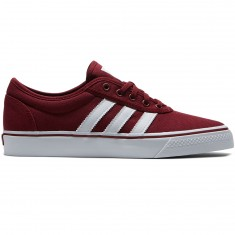 Adidas adi Ease Shoes - Collegiate Burgundy/White/Collegiate Burgundy