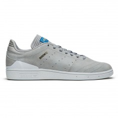 Adidas Busenitz RX Shoes - Solid Grey/White/Bluebird