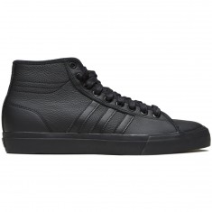 Adidas Matchcourt High RX Shoes - Core Black/Core Black/Core Black