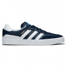 Adidas Busenitz Vulc Rx Shoes - Collegiate Navy/White/Bluebird