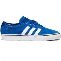 Adidas X Bonethrower Adi-Ease Premiere Shoes - Blue/White/Collegiate Navy
