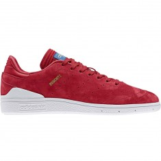 Adidas Busenitz RX Shoes - Scarlet/White/Bluebird