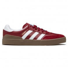 Adidas Busenitz Vulc Rx Shoes - Collegiate Burgundy/White/Gum