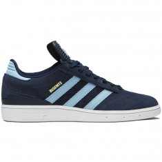 Adidas Busenitz Shoes - Collegiate Navy/Gold