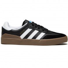 Adidas Busenitz Vulc Rx Shoes - Core Black/White/Gum