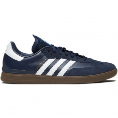 Adidas Samba ADV Shoes - Collegiate Navy/White/Gum