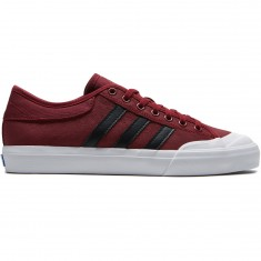 Adidas Matchcourt Shoes - Collegiate Burgundy/Core Black/White