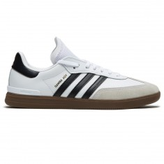 Adidas Samba ADV Shoes - White/Core Black/Gum