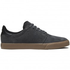 Adidas Seeley Court Shoes - Solid Grey/Core Black/Gum