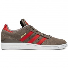 Adidas Busenitz Shoes - Tech Earth/Gold