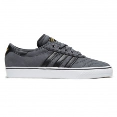Adidas Adi-Ease Premiere Shoes - Grey/Core Black/White