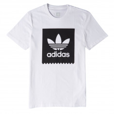 Adidas Solid BB T-Shirt - White/Black