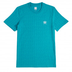 Adidas CMA Dancer T-Shirt - Shock Green/White