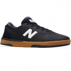 New Balance PJ Stratford 533 Shoes - Black/White/Gum