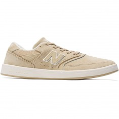 New Balance 598 Shoes - Sand/Gum