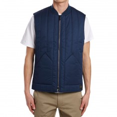 Levis Skate Vest Jacket - Dress Blue