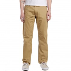 Levis 504 Regular Straight Jeans - Harvest Gold Bull Denim