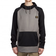 Burton Crown Hoodie - Monument Heather