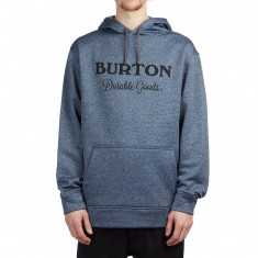 Burton Oak Hoodie - Winter Sky Heather