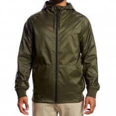 Imperial Motion NCT Welder Windbreaker Jacket - Olive