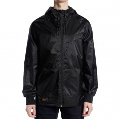 Imperial Motion NCT Welder Windbreaker Jacket - Black