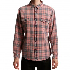 Imperial Motion Greenwich Flannel Shirt - Faded Red
