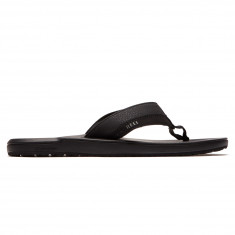 Reef Contoured Cushion Sandals - Black