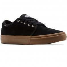 Vans Chukka Low Pro Shoes - Black/Gum