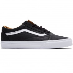 Vans Old Skool Shoes - Black/True White