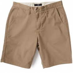 Vans Authentic Stretch Shorts - Military Khaki