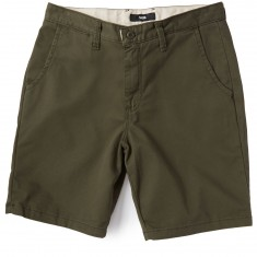 Vans Authentic Stretch Shorts - Grape Leaf