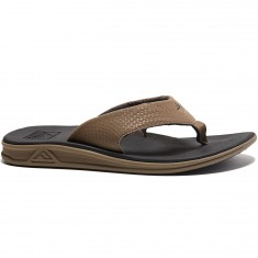 Reef Rover Sandals - Tan/Black