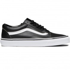 Vans Old Skool Shoes - Classic Tumble Black/True White