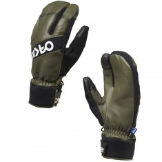 Oakley Factory Winter Trigger Mitt 2 Snowboard Gloves - Dark Brush
