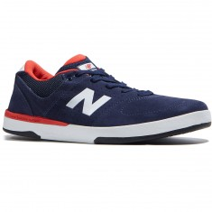 New Balance PJ Stratford 533 Shoes - Boston Navy/Team Red