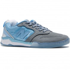 New Balance Numeric 868 Shoes - Gunmetal/Heritage Blue