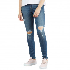 Levi's Womens 721 High Rise Skinny Jeans - Make Or Break