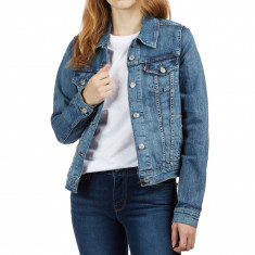Levi's Womens Original Trucker Jacket - Chronicles
