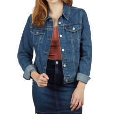 Levi's Womens Original Trucker Jacket - Sweet Jane