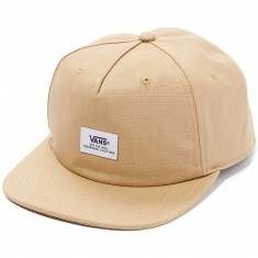 Vans Helms Unstructured Hat - Khaki