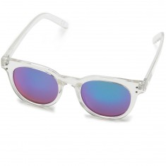 Vans Welborn Sunglasses - Clear/Green