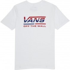 Vans Fresh Dressed T-Shirt - White